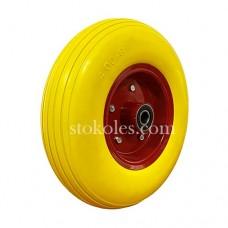 Колесо из пены для тележки 4.00-6-204 240327