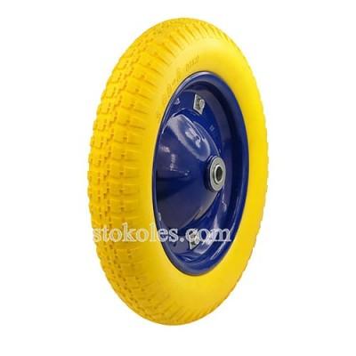 Колесо из пены для тележки 3.00-8-16 240356