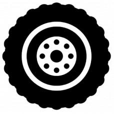 Колесо до мотоблока, мотокультиватора 5.00-10 (6PR)/GT