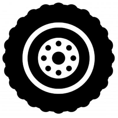 Шина на мотоблок с камерой 6.00-12 (6PR) GT