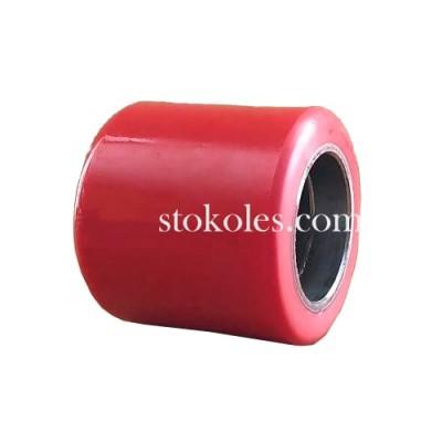 Подвилочный ролик PU 74х70 (К4) сталь/полиуретан для роклы