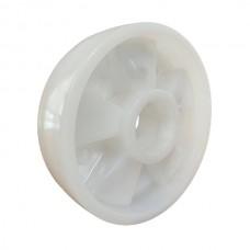 Колесо рулевое полипропилен PP 180х50 (К9) для роклы