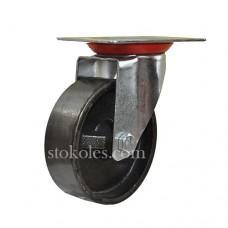 Термостійке чавунне колесо 4054-100 поворотне