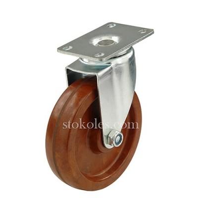 Колесо термостойкое 4093-125 из фенольной смолы