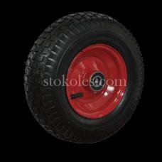 Пневматическое колесо для тачек, тележек 5.00-6/204, диаметр 315 мм