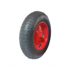 Пневматическое колесо для тачек, тележек 3.50-8/16-RS (2/4PR)