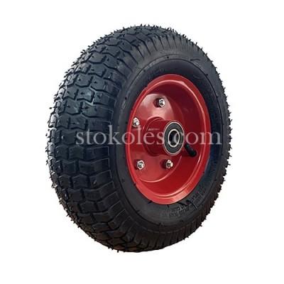 Пневматическое колесо для тачки, тележки 5.00-6-204 (13x5.00-6)