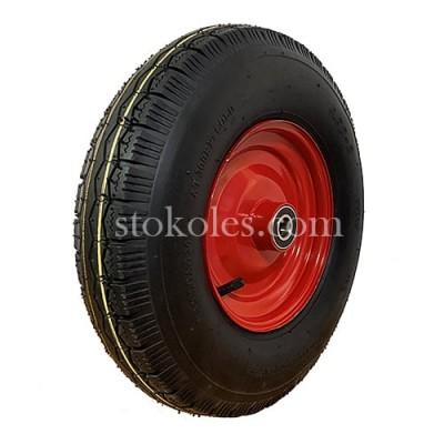 Пневматическое колесо для тачки, тележки 4.00-8-204 GT (4.80/4.00-8)
