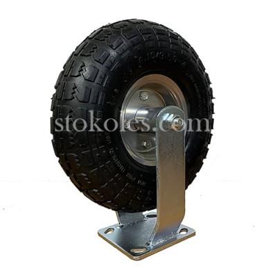 Пневматическое колесо неповоротное 3.50-4-16