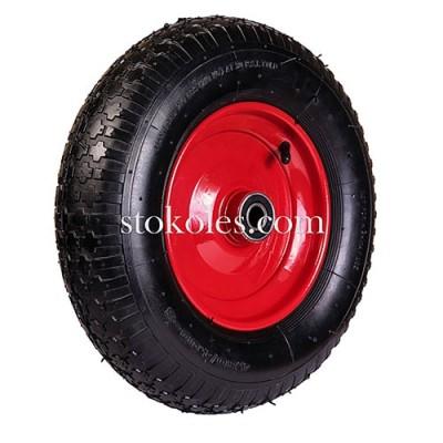 Пневматическое колесо для тачки, тележки 4.00-8-204 (4.80/4.00-8)