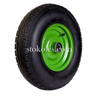Пневматическое колесо для тачки, тележки 4.00-8-204 GT