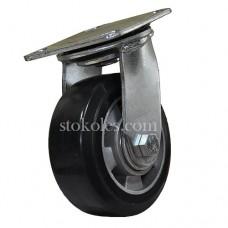 Колесо для тележек большегрузное 720125 поворотное