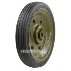 Колесо черная резина 420300-20-2У Лпромышленное