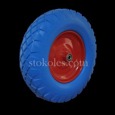 Колесо шина из пены для тележки 4.00-8/16-RS (4.80/4.00-8)
