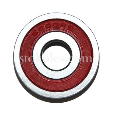 Подшипник шариковый 6200-2RS для колес тачки, тележки