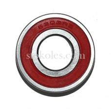 Подшипник шариковый 6203-2RS для колес тачки, тележки
