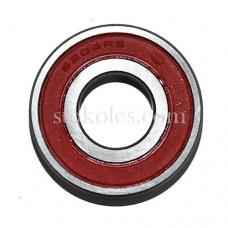 Подшипник шариковый 6204-2RS для колес тачки, тележки