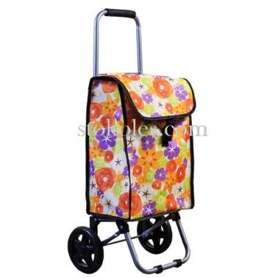Тележка с сумкой XY-409B