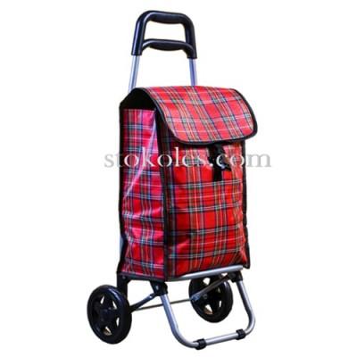 Тачка сумка с колесиками  XY-405C