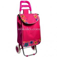 Тачка сумка с колесиками XY-404A